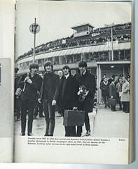 Group shot (from 'The Beatles' by Hunter Davies)