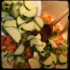 Cucina Dello Zio #homemade #Minestrone Soup #CucinaDelloZio - zucchini