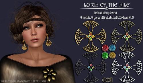 ::OXI:: Lotus of The Nile