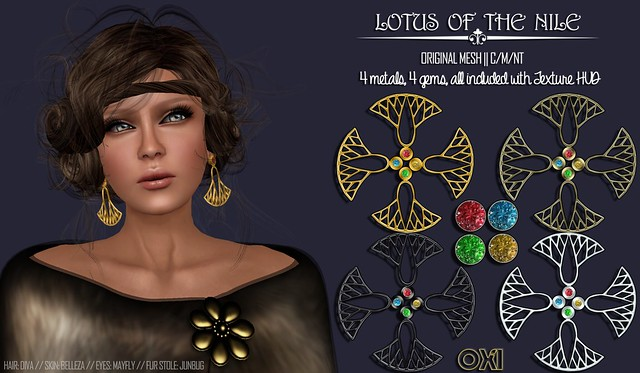 ::OXI:: Lotus of The Nile