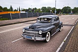 Dodge Custom Series D24 Sedan 1948 (9176)