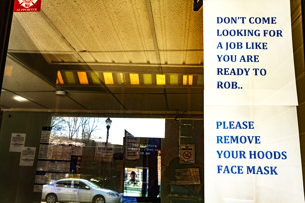 DON'T-COME-LOOKING-FOR-A-JOB-LIKE-YOU-ARE-READY-TO-ROB--Camden