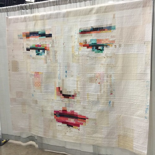 Face #1 by Melissa Averinos (West Barnstable, Massachusetts)