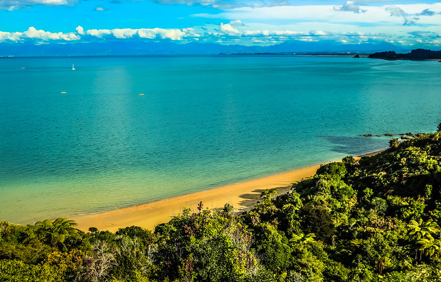 Abel Tasman Beaches