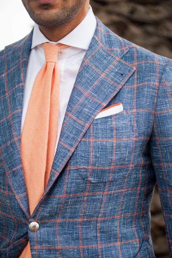 Cách phối màu sơ mi, caravat, vest kiểu cổ điển để trở thành quý ông Hollywood 12