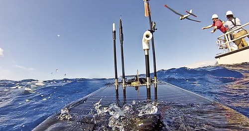 18.38_Lede_wave-glider-and-puma_courtesy-liquid-robotics_office-of-national-marine-sanctuaries
