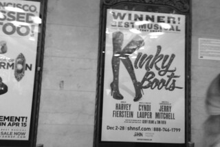 Kinky Boots - Signs by roland luistro, on Flickr