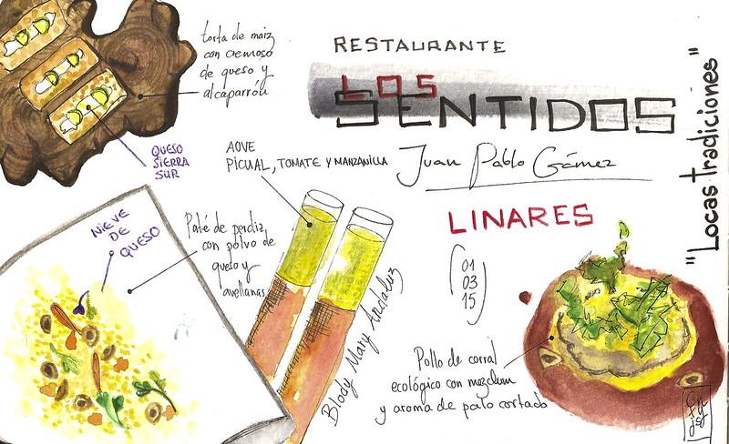 Restaurante Los Sentidos Linares