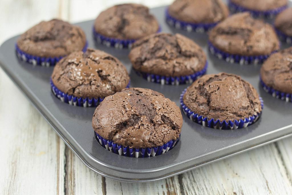 Chokolademuffins (6)