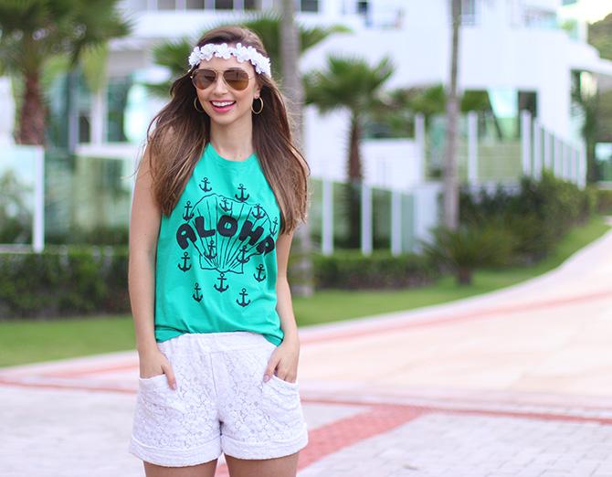 06-look regata aloha chic-t e coroa de flores blog sempre glamour jana taffarel