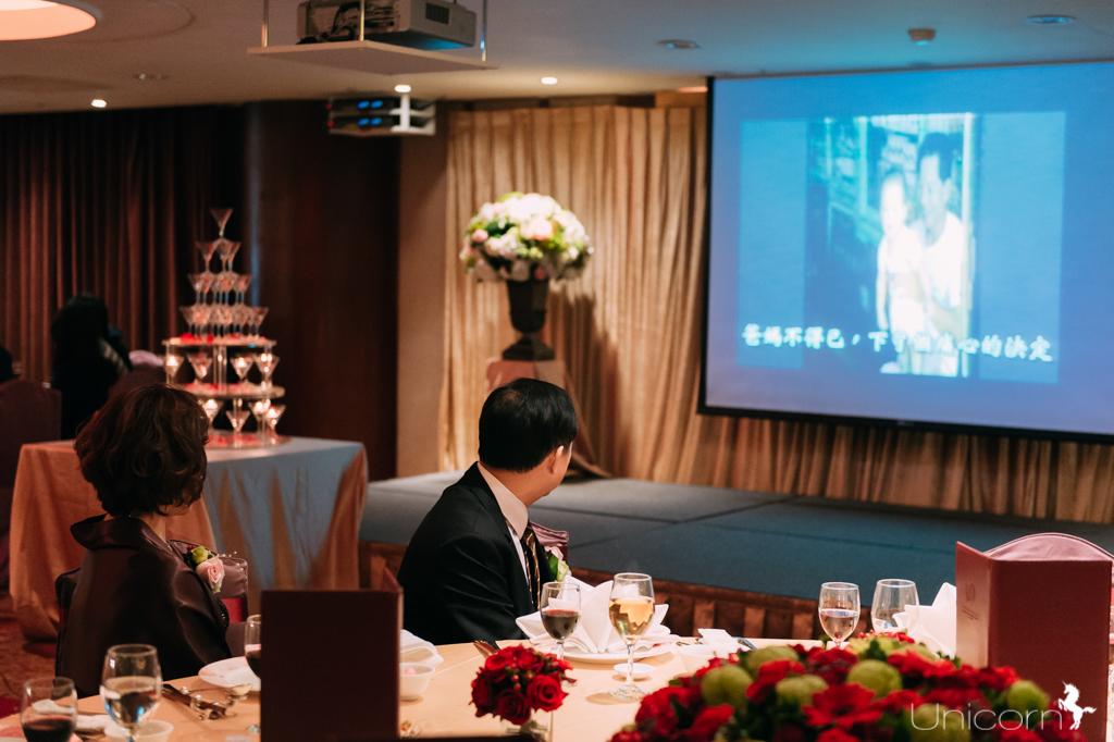 《台中婚攝》忠穎 & 郁媛 婚禮攝影 / 台中長榮桂冠酒店