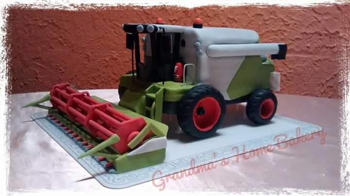 Harvester Cake by Birgit Fiedler of Grandma's Home Bakery