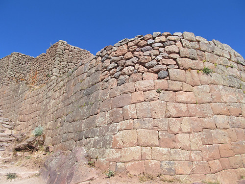 Pisac: le village inca