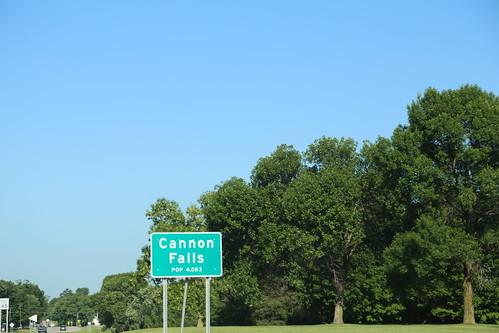 Cannon Falls Minnesota, Goodhue County MN