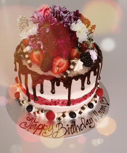 So Sweet Cake by Karolina Adamczyk