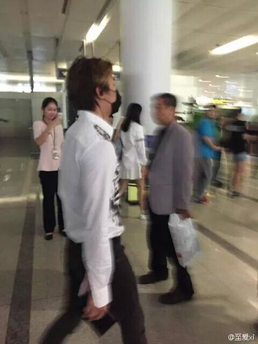 BIGBANG GDTOPDAE arrival Hangzhou 2015-08-25 102