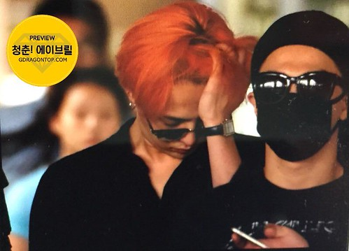 Big Bang - Incheon Airport - 13jul2015 - avril_gdtop - 02