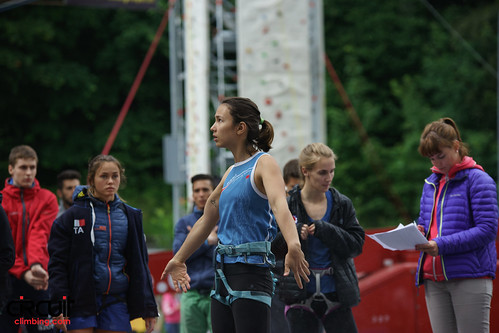 IFSC World Cup Villars 2016 (SPEED)