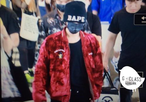 Big Bang - Incheon Airport - 26jul2015 - GDREIRA - 06