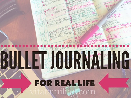 Bullet Journal for Real Life