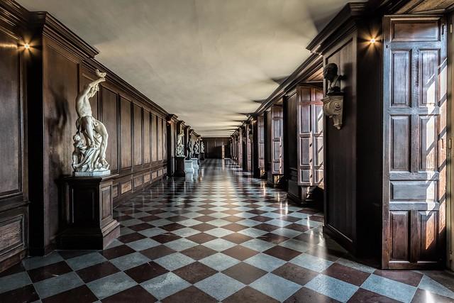 Chequered Corridor