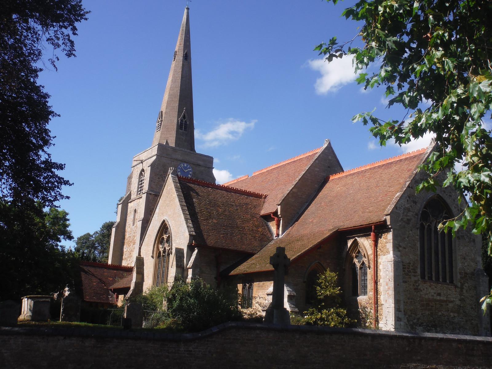St. James's, Stretham SWC Walk 118 Ely Circular
