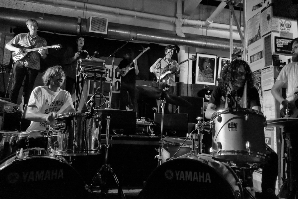 King Gizzard and the Lizard Wizard at Rough Trade