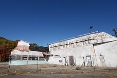 日, 2014-10-12 10:28 - Southfieldsの廃墟(スタート地点)