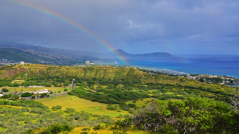 Koko Head Rainbow