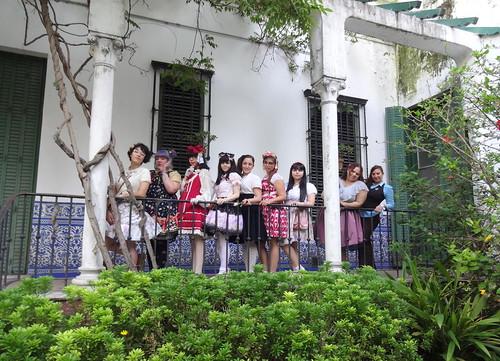 Diva Café + Museum visit