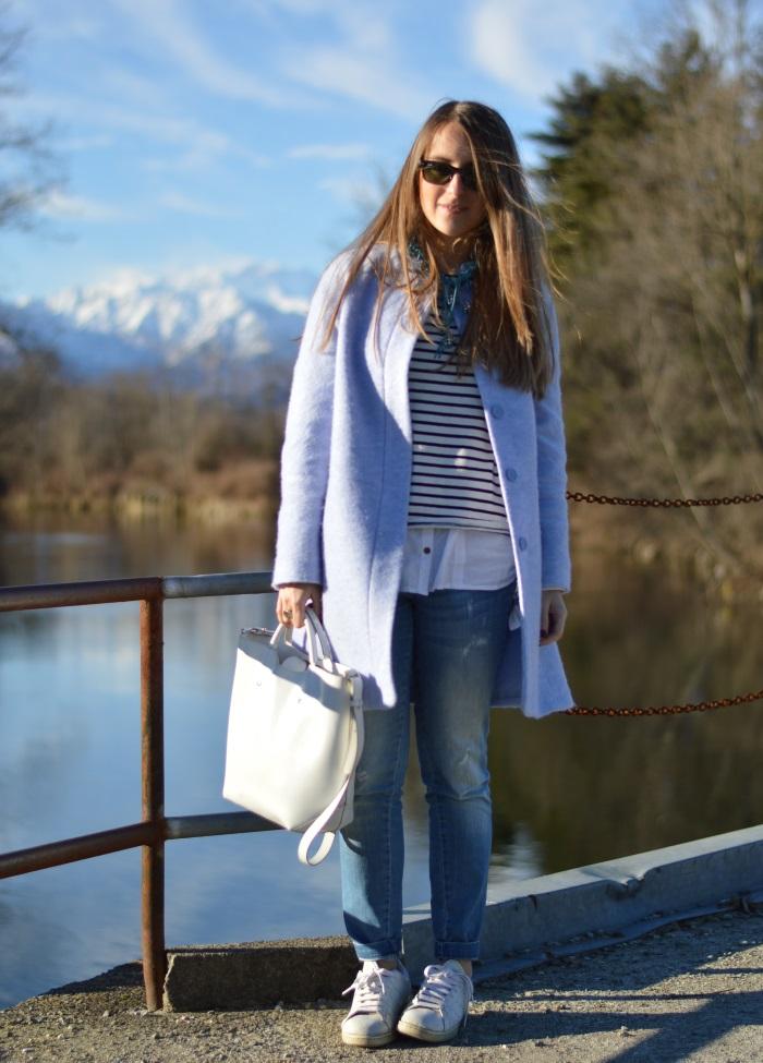 azzurro, l'heartelier, wildflower girl, Zara, fashion blog, stan smith (1)