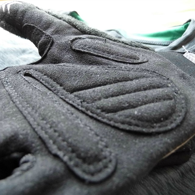 Cycle Gloves Padding