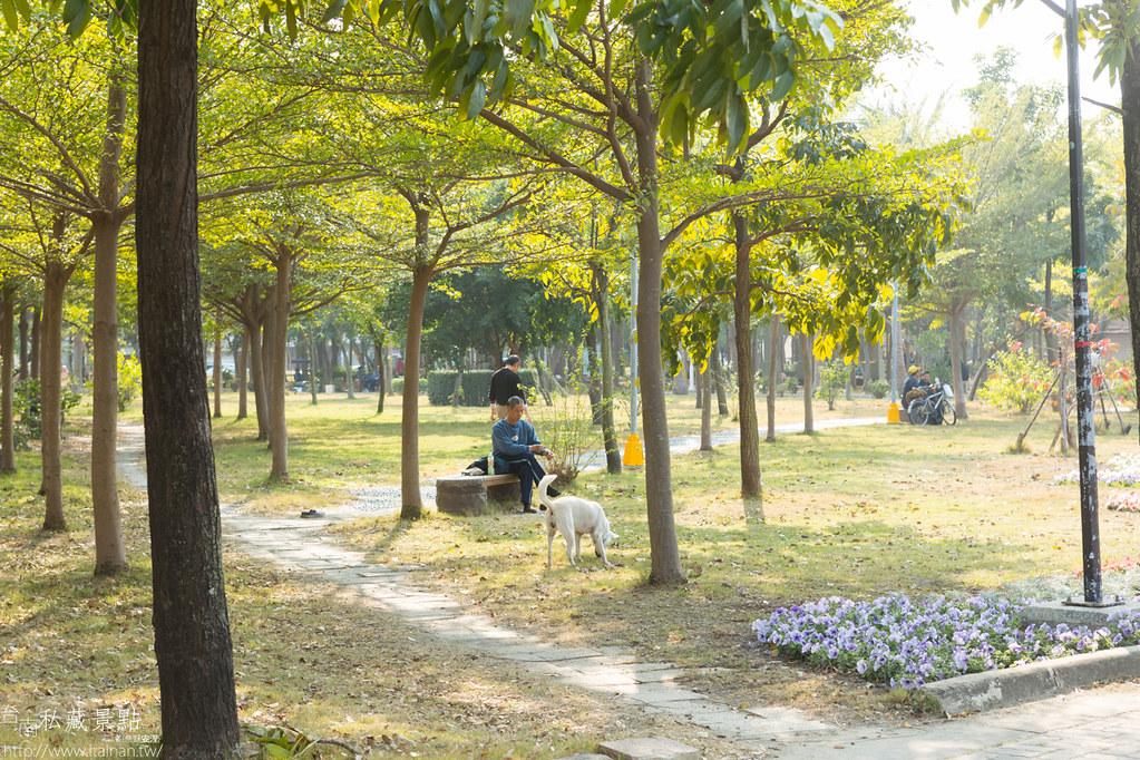 台南私藏景點-水萍塭公園 (23)