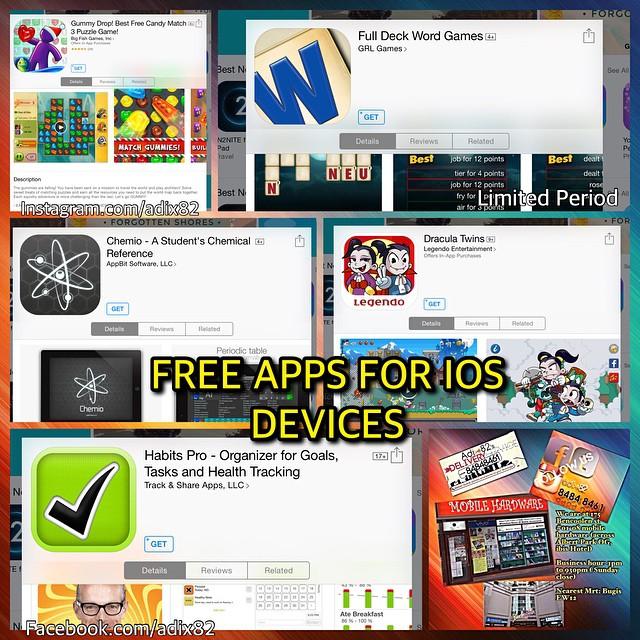 Adix82 is bringing you Free App to download! Follow #adix
