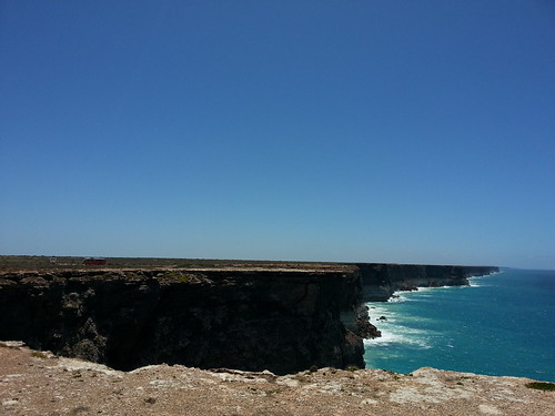 #homeJames on the west-side of the stunning Great Australian Bight in 2014