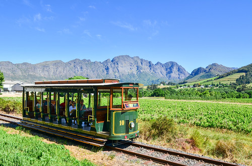Franschhoek train