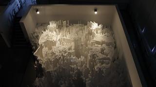 Alexandre Farto Aka Vhils  &  City Art  -  Exhibition at Museu da Electricidade  -  Lisboa  (8559)
