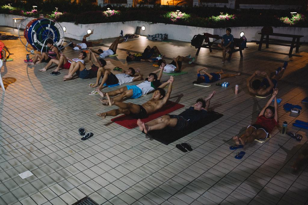 Swim Documentary