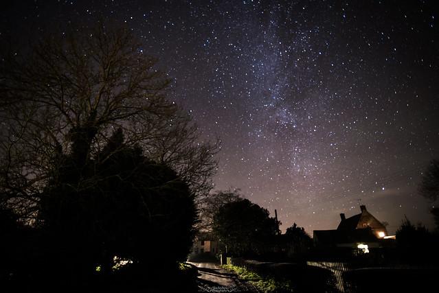 Milky Way - Norfolk