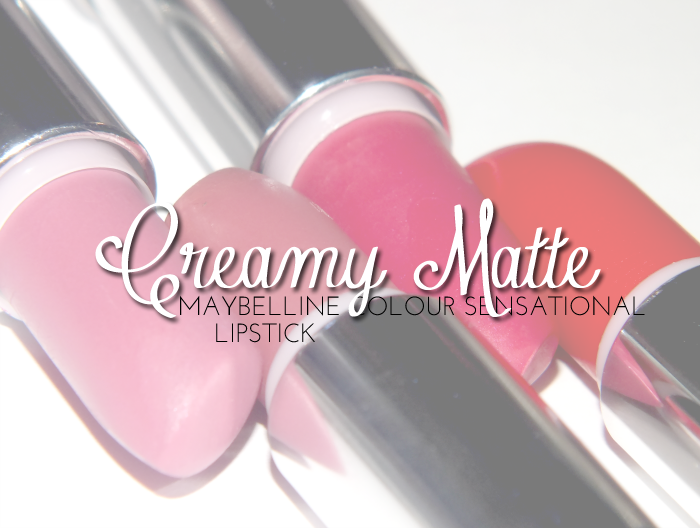maybelline colour sensational creamy matte lipstick  (6)