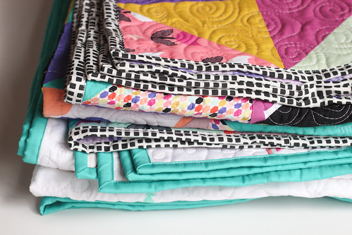 Geometric Bliss Quilts