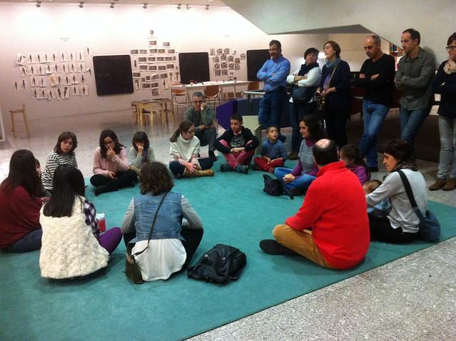 Visita museo Artium MdS Euskadi