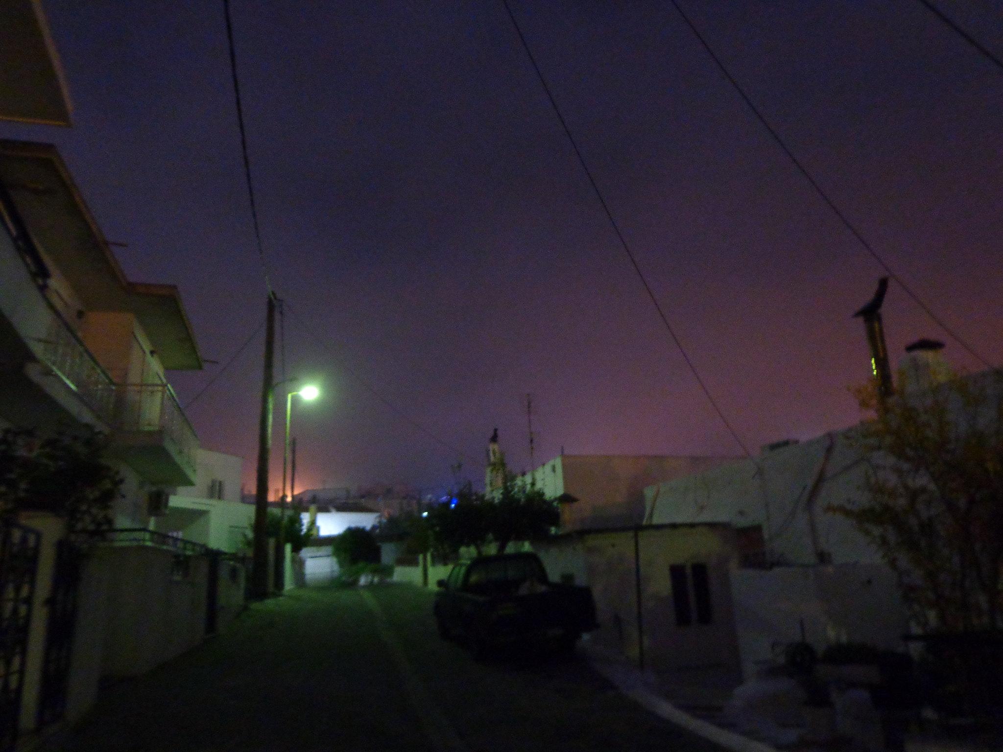 Ψίνθος Νυχτερινή ομίχλη