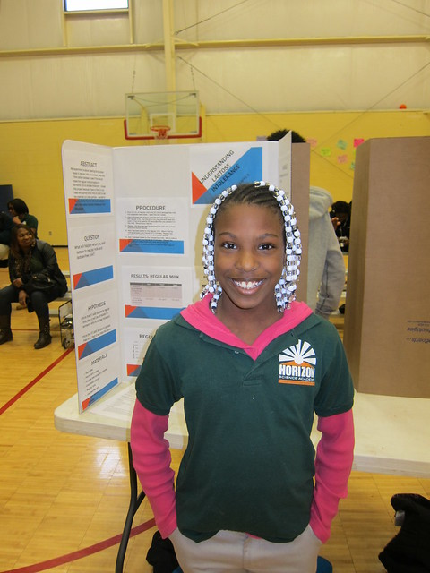 Science and Engineering Fair 2.12.15