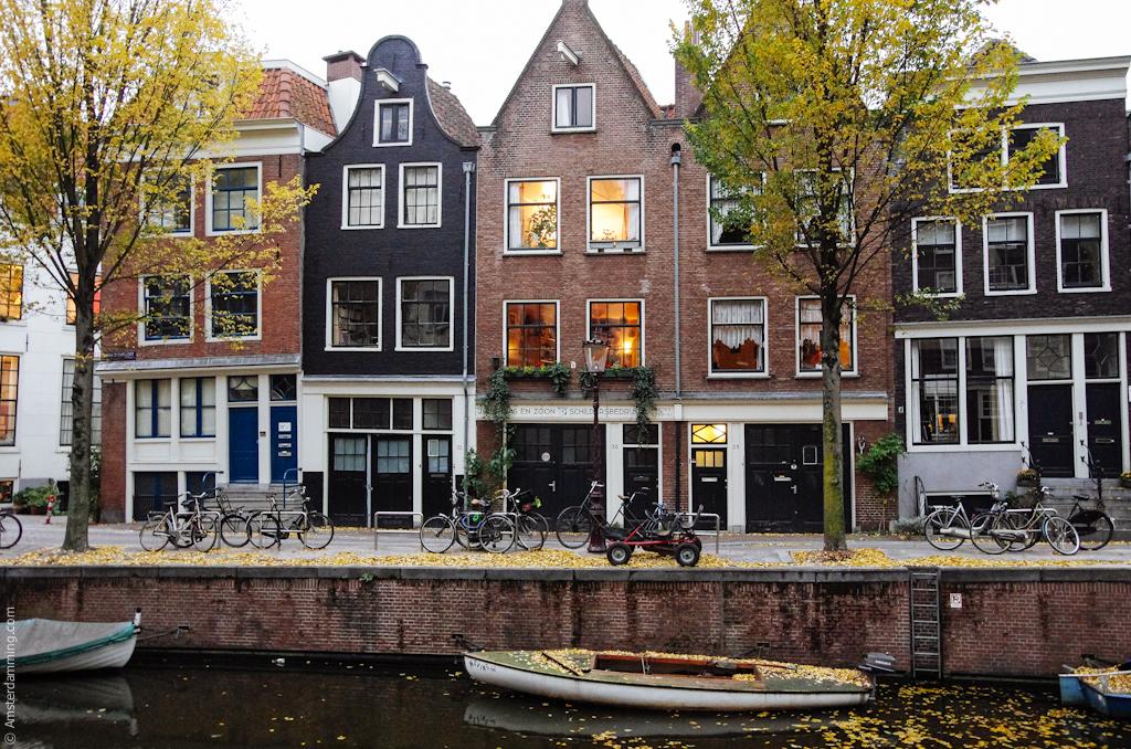 Amsterdam, November