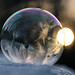 Frozen bubble by marianna armata