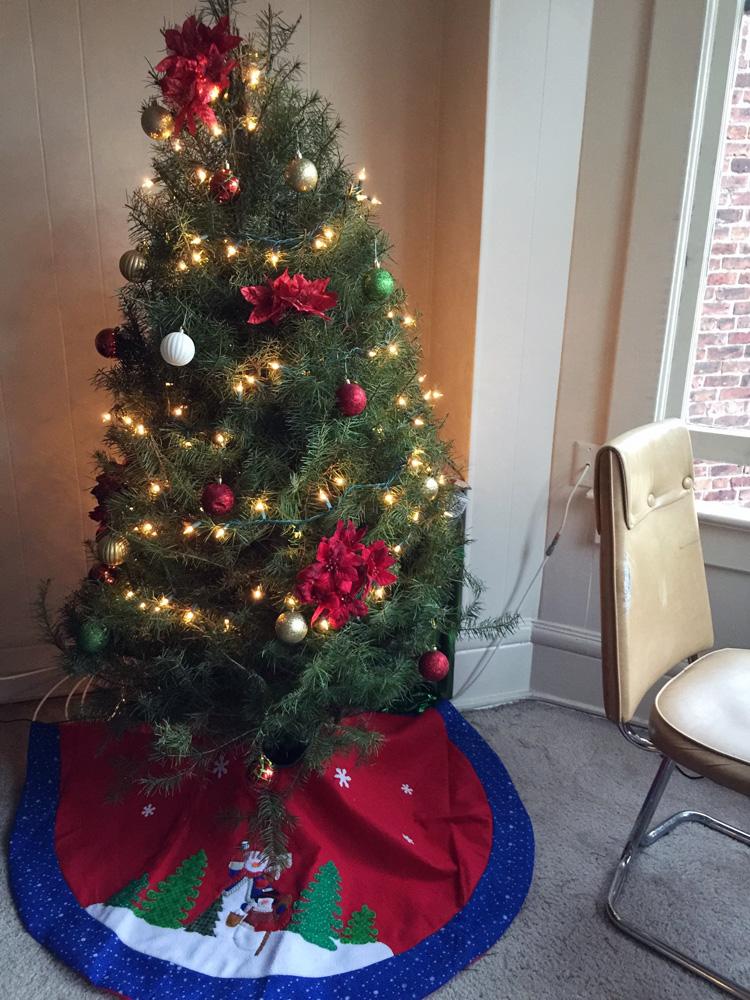Christmas tree 4