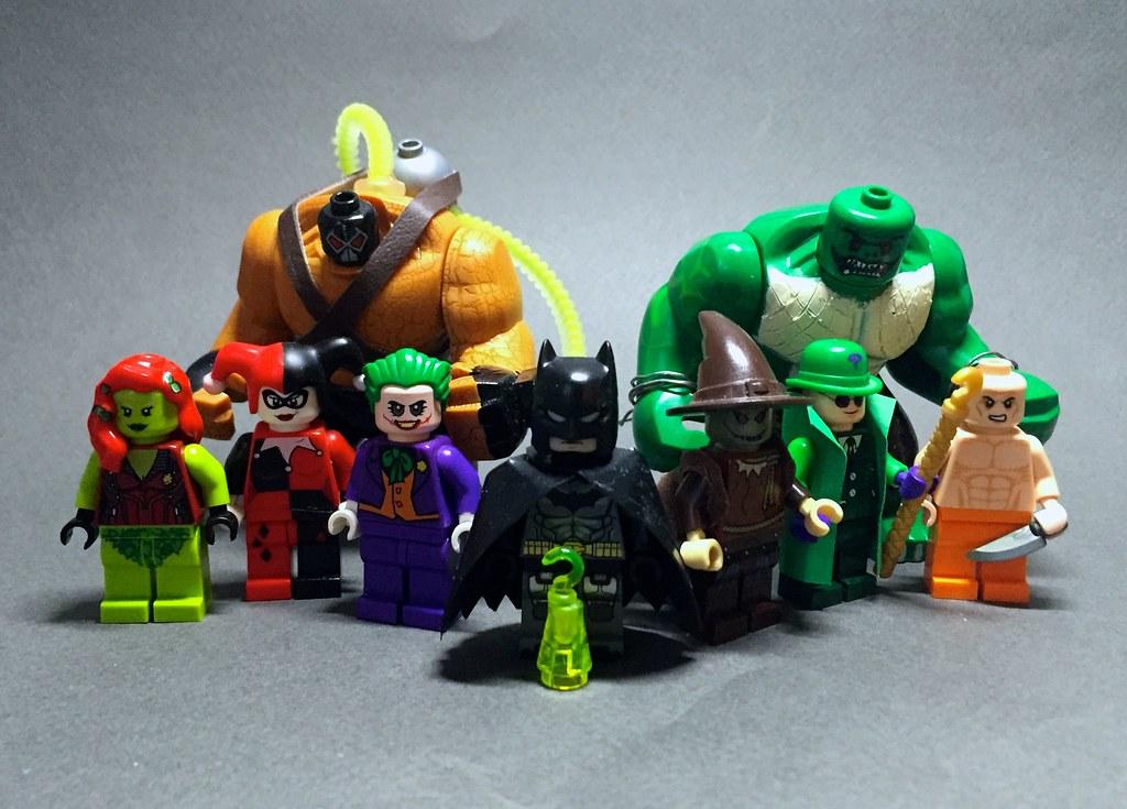 Batman Arkham Asylum Please Comment If You Favorite All