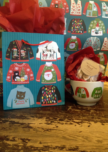 This gift can be yours. And it's from the Village Quire!