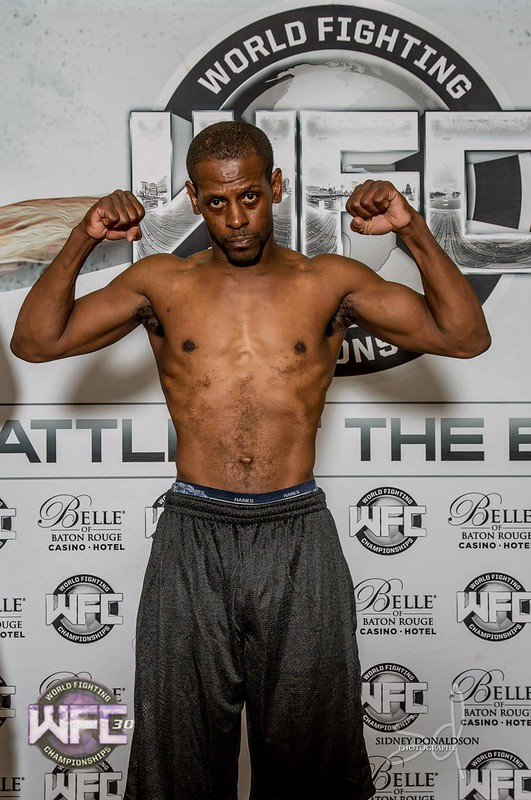 WFC 30 Weigh-Ins October 17th,2014